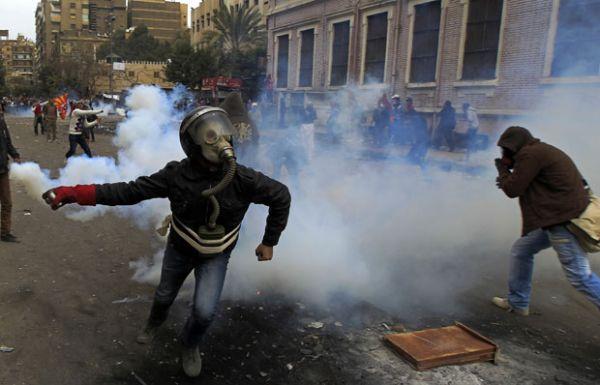 Confrontos se alastram no Egito e deixam ao menos 4 mortos