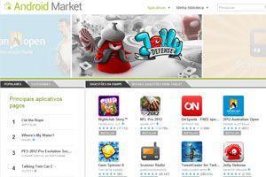 Ferramenta do Google busca vírus em aplicativos do Android Market