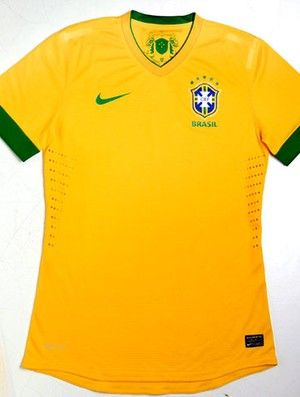 Sem tarja no peito, Seleção ganha novo uniforme em ano de Olimpíada
