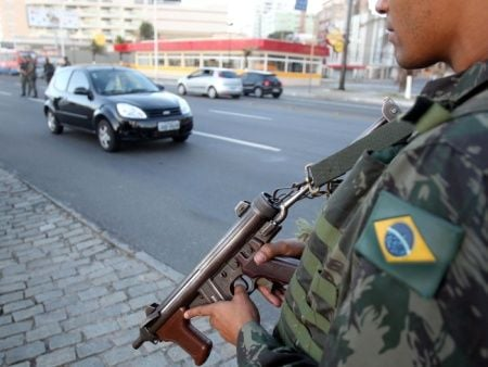 Chega a 81 número de mortos em Salvador durante greve da PM