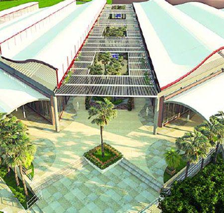 Dunas Shopping é o primeiro ecologicamente correto do Nordeste