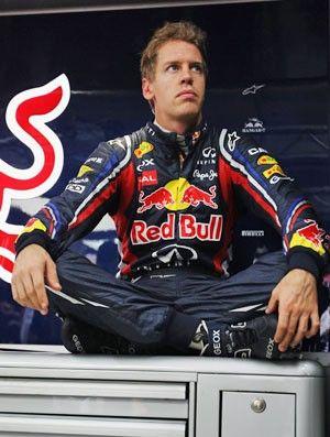 Bicampeão aos 24 anos, Vettel avisa: