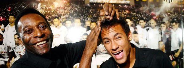 Neymar bate Messi e se aproxima de R9 e Romário na marca de 100 gols