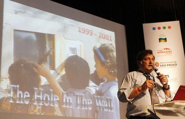 Na Campus Party, pesquisador prevê fim do celular em 5 anos