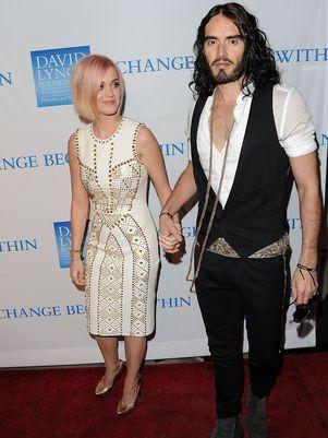 Russell Brand dispensa dinheiro de Katy Perry em divórcio