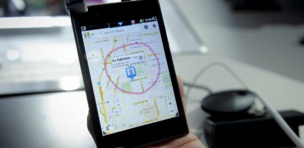 Smartphones da LG e Samsung misturam celulares e tablets; foto - Imagem 1