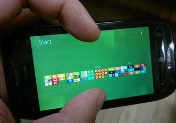 Samsung confirma lançamento do Windows Phone 8 para o final de 2012