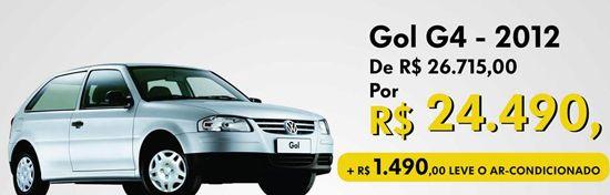 Últimos dias para comprar Gol 0km com parcelas a partir de R$ 25 na Alemanha Veículos
