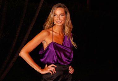 Apresentadora Mariana Weickert, completa 30 anos com estilo e em forma