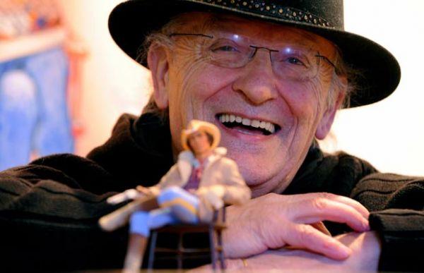 Cartunista francês Moebius morre aos 73 anos