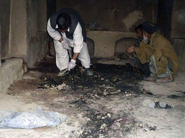 Soldado americano abre fogo contra civis e mata 16 no Afeganistão