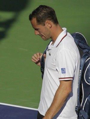 Tenista é multado em US$ 2,5 mil por racismo durante jogo