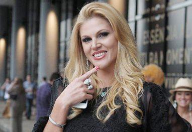 Ex-marido usará entrevista de Val Marchiori como prova na Justiça