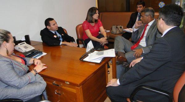 Romário confirma Jogo da Inclusão em Teresina