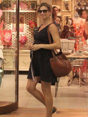 Grávida, Grazi diz que está cada vez mais apaixonada por Cauã
