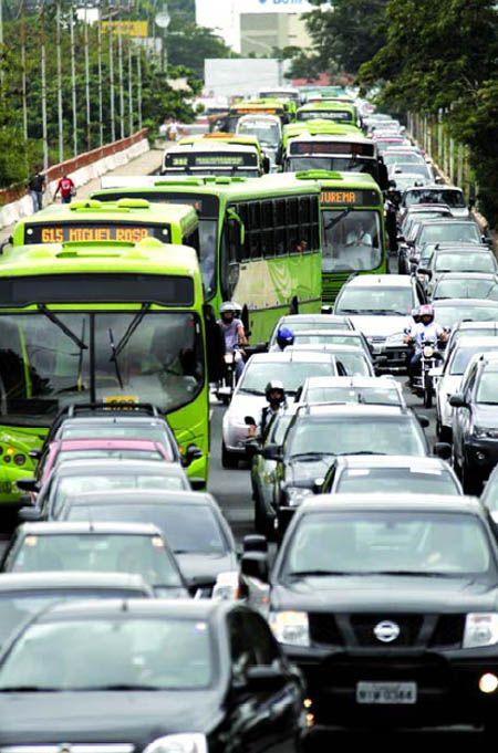 Novos acessos vão desafogar o trânsito de Teresina