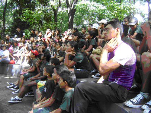 Saúde Itinerante atende 80 crianças do pelotão mirim