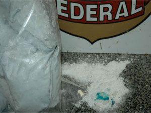 Holandês é preso com mais de 4 kg cocaína no aeroporto do Recife
