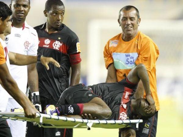 Por lesão de Willians, Fla pode pedir indenização do Boavista