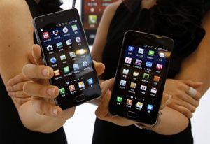Smartphone Galaxy S II vende 20 milhões de unidades, diz Samsung