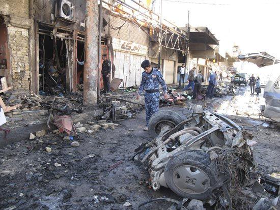 Explosões matam pelo menos 43 e ferem 232 no Iraque