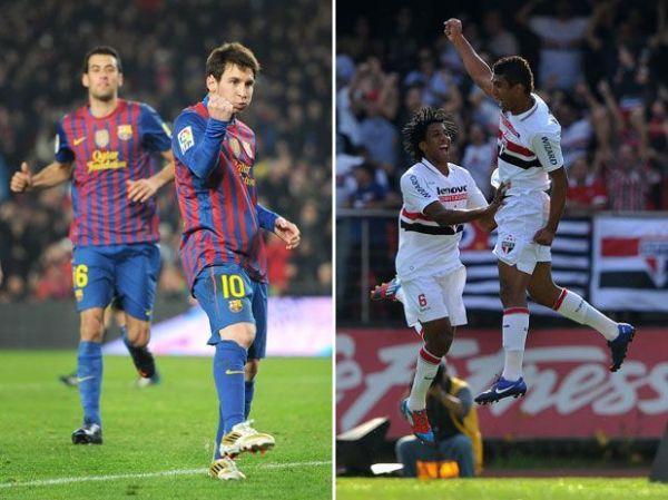 Barcelona é eleito melhor time do século; São Paulo lidera no Brasil