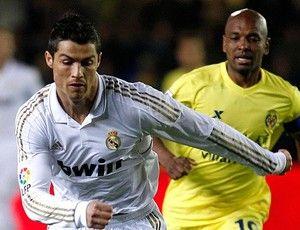 Cristiano Ronaldo marca, mas Real sofre mais um empate e já vê o Barça se aproximar