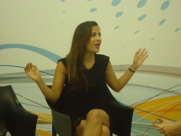 Ex-BBB Gyselle Soares assume a carreira de atriz na França