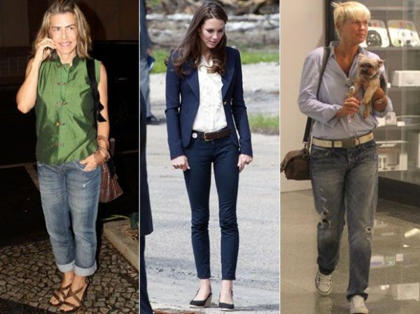 Aprenda a escolher a calça jeans para cada tipo de corpo