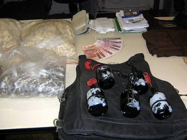 Colete de homem-bomba é achado em ponto de tráfico em SP