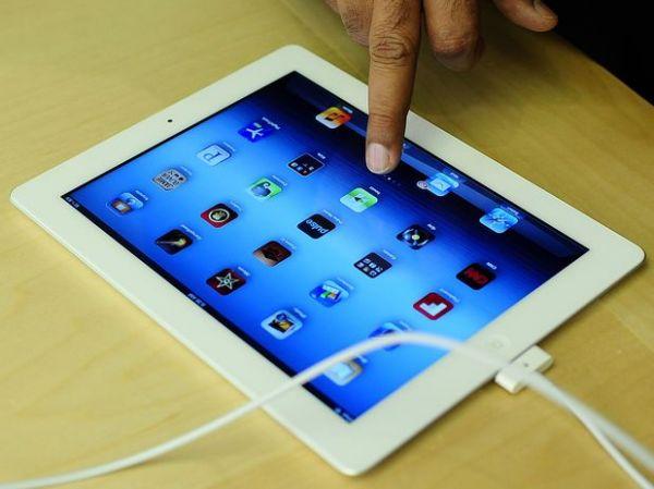 Novo iPad da Apple tem problema de