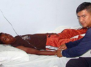 Adolescente sobrevive depois de 26 dias à deriva no Pacífico