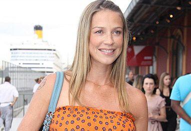 Filho de Luana Piovani nascerá em três semanas, adianta atriz