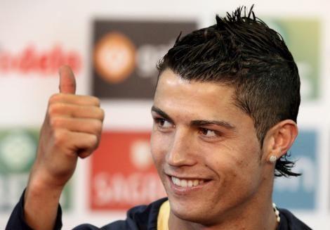 C. Ronaldo: