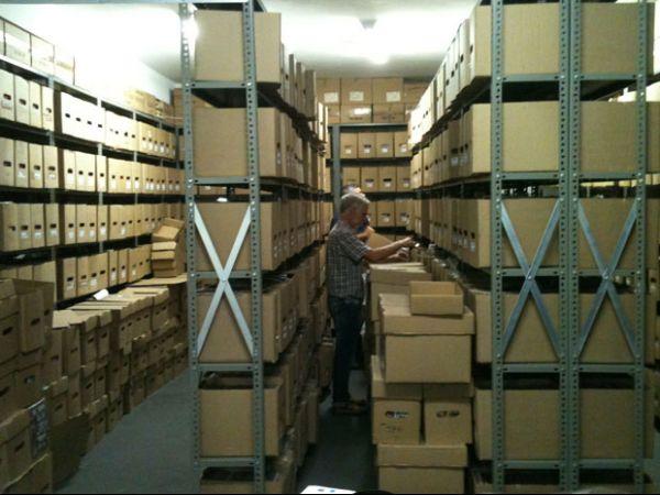 Editora de SP vende arquivo com mais de 7 toneladas de gibis
