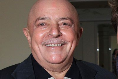 Lula é internado no Sírio-Libanês com infecção pulmonar