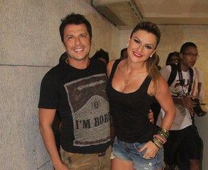 Mirella Santos e Ceará definem data de casamento, diz jornal