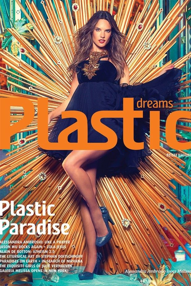 Alessandra Ambrósio ajuda a criar modelos de sapato, diz site