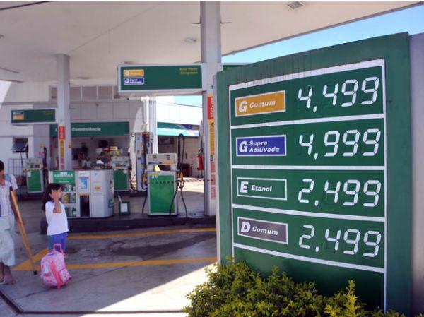 Nove são detidos por aumento abusivo do preço do combustível