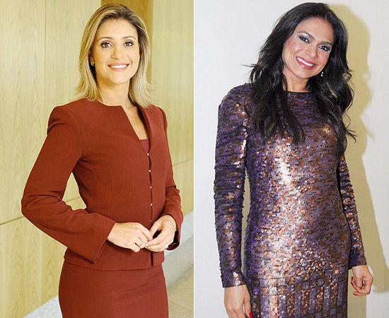 Rosana Jatobá deixa a Globo e é substituída por Flávia Freire