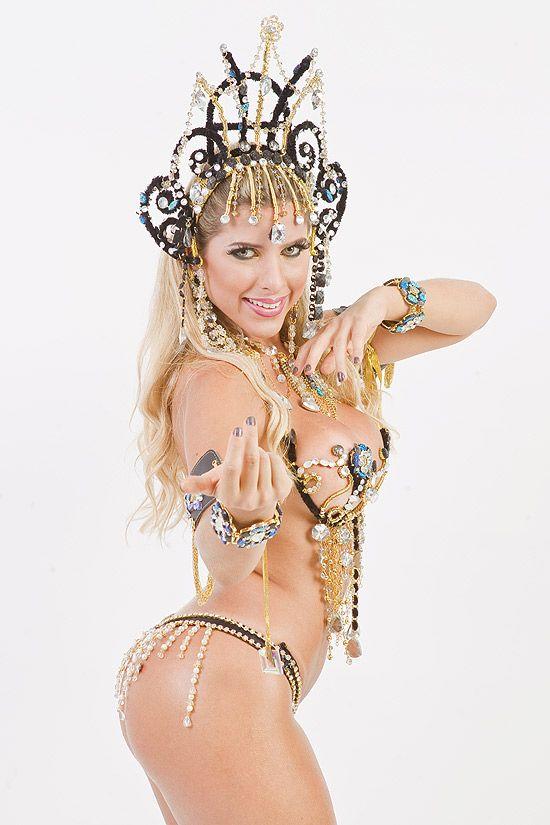 Musa da Gaviões estreia hoje como uma das novas panicats