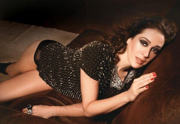 Claudia Raia fala a revista sobre ex: