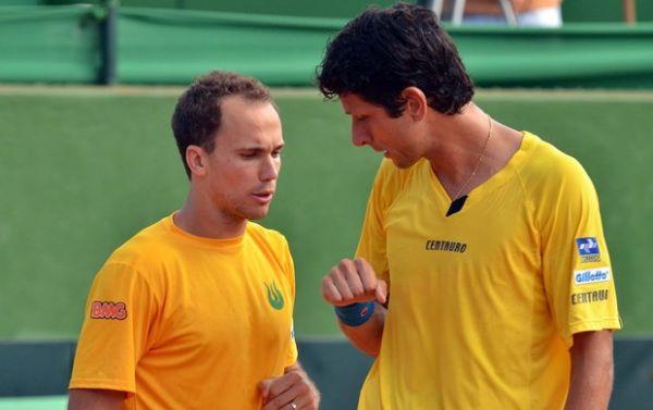 Em casa, Brasil volta a enfrentar a Rússia nos playoffs da Copa Davis