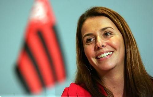Sobrevivência de Patrícia Amorim no Fla vai depender de Libertadores