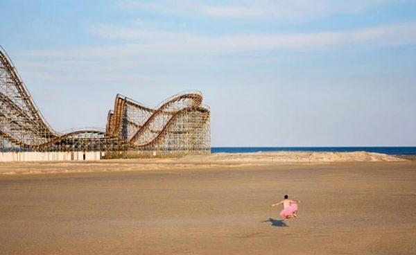 Fotógrafo americano faz autorretratos vestido de