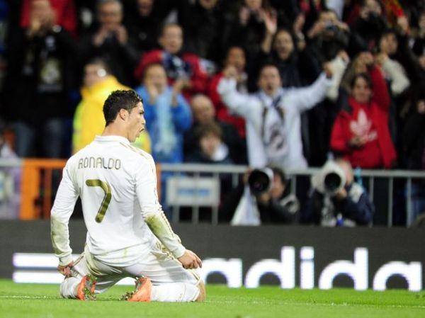 Cristiano Ronaldo faz história e decide vitória do Real Madrid