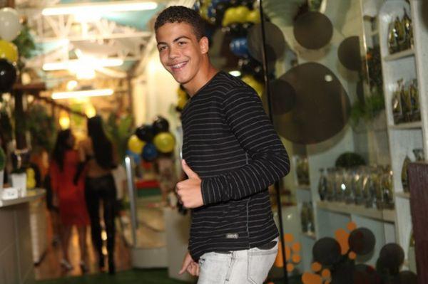 Filho de Ronaldo completa 7anos; Família se reune para comemorar