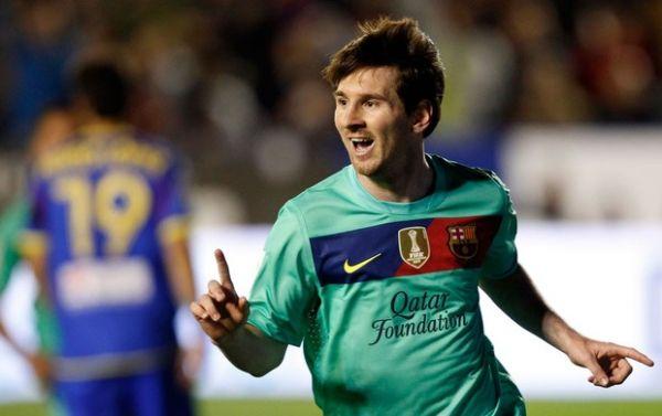 Messi marca dois, Barça vence e põe fogo na briga pelo título com o Real
