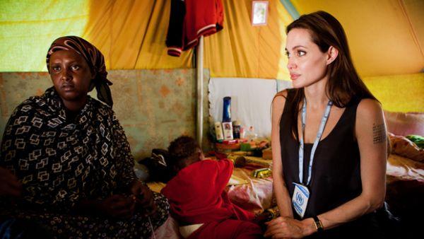 Angelina é promovida a Enviada Especial da ONU para Refugiados