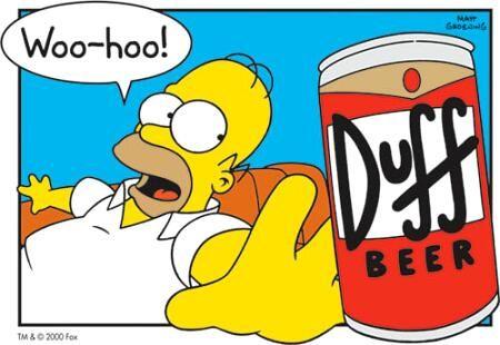 Cervejas das falsas tchecas e dos Simpsons apostam nas redes sociais